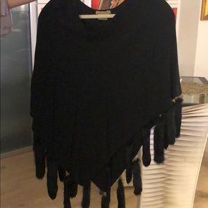 escapade Jackets & Coats - Black escapade cape